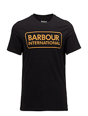 B.Intl Essential Large Logo Tee - BLACK