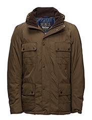 B.Intl Roper Wpb Jacket - BROWN