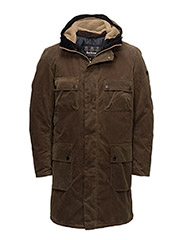 B.Intl Butler Parka - BROWN