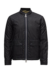 B.Intl Injection Wax Jacket - NAVY
