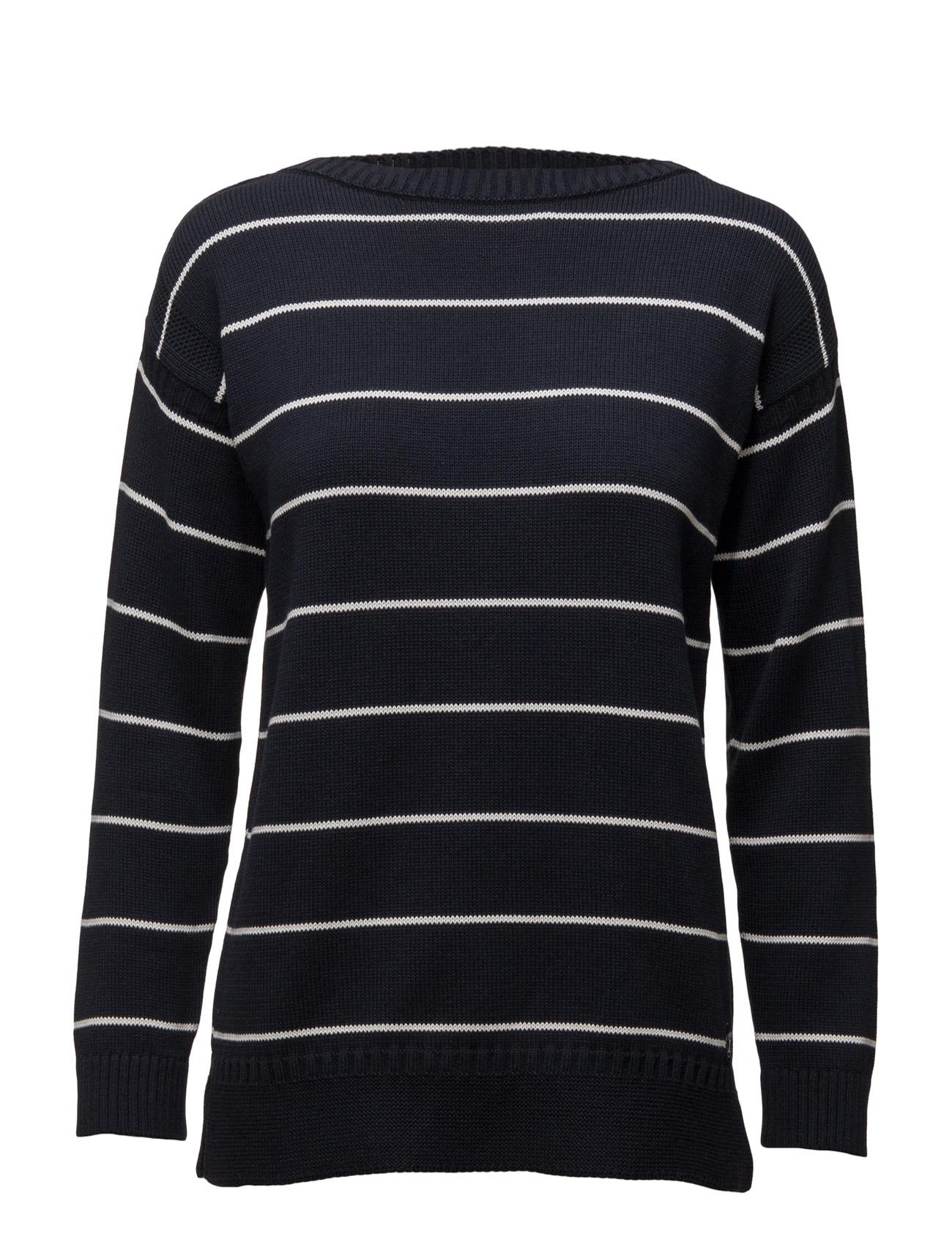 Barnavle Knit Barbour Sweatshirts til Damer i Sky