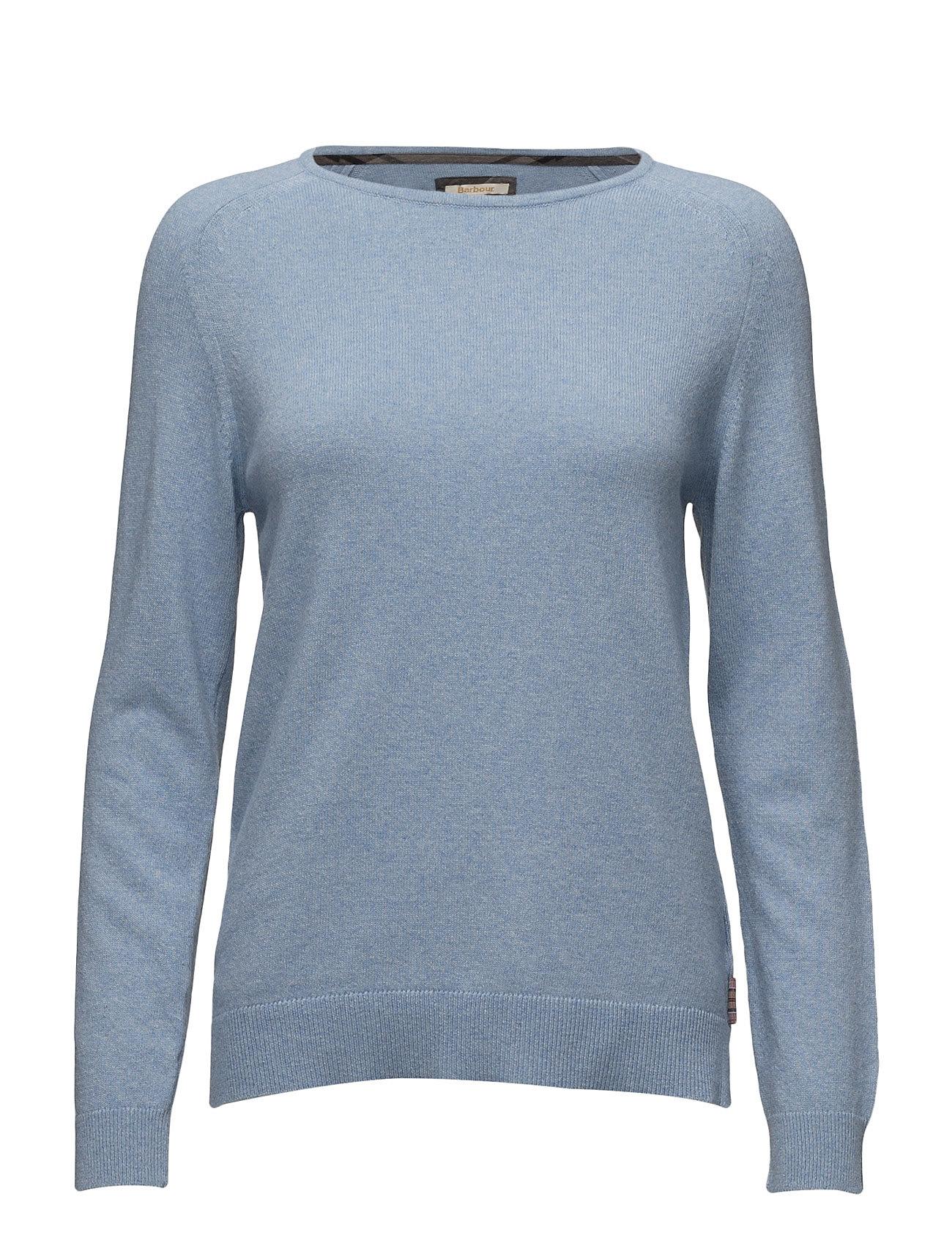 Barbour Mill Crew Barbour Sweatshirts til Damer i