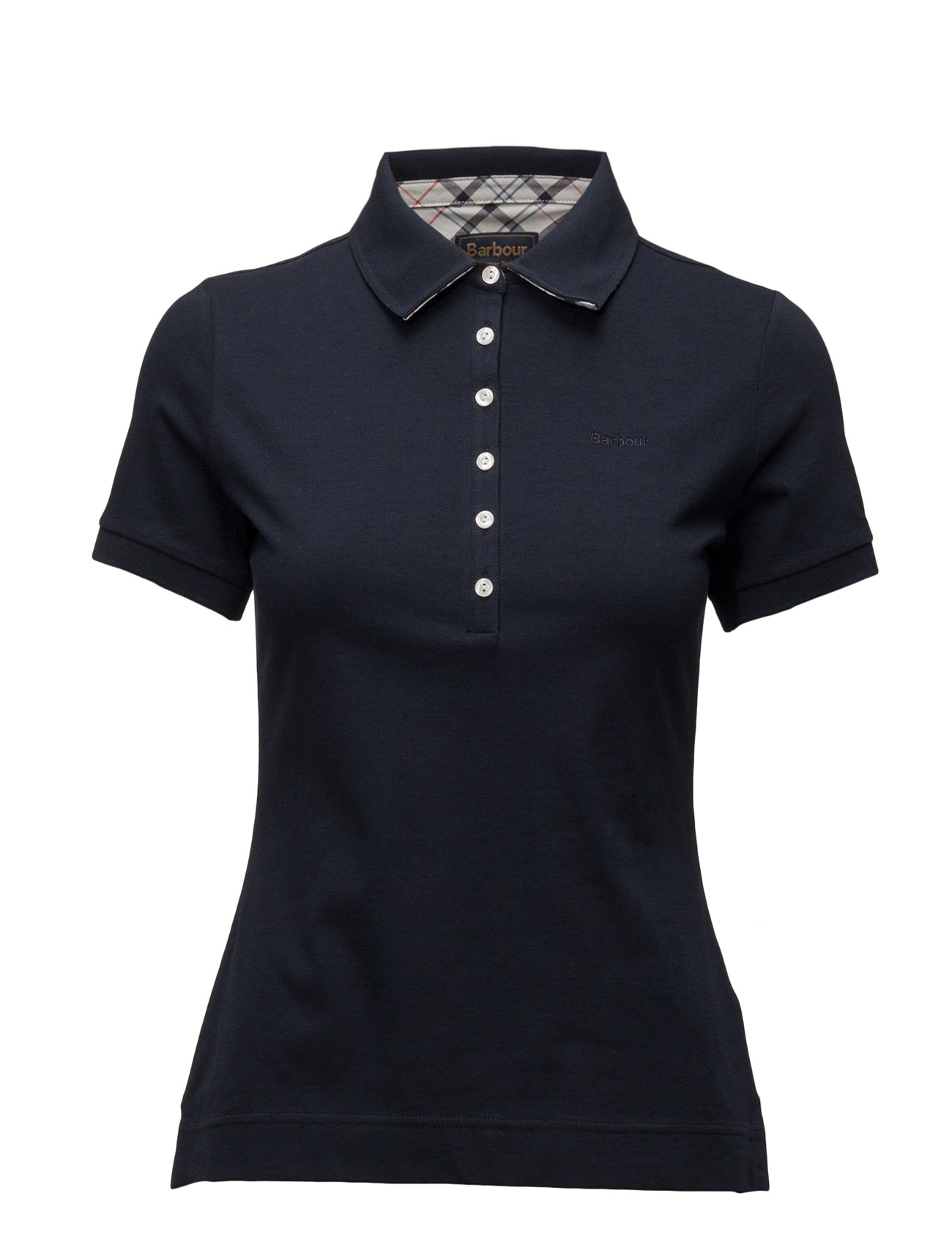Golding Barbour Polo t-shirts til Damer i Navy blå