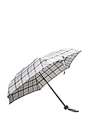 Barbour Lilburn Umbrella - SUMMER TARTAN
