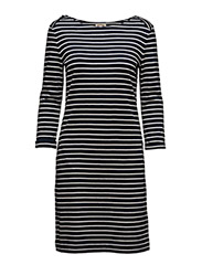 Wharf Dress - NAVY CLOUD