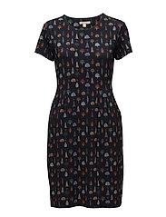 Barbour Acre Dress - DRESS NAVY