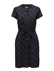 Barbour Glenrothes Dress - NAVY