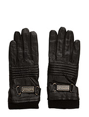 Stainforth Leather Glove - BLACK