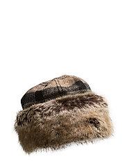 Barbour Tartan Ambush Hat - WINTER TARTAN