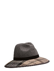 Barbour Thornhill Fedora - GREY/WINTER