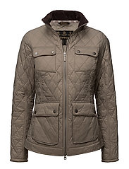 Barbour Dolostone Quilt - TAUPE