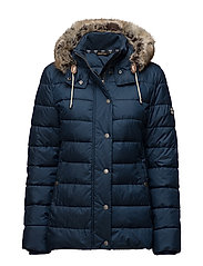 Barbour Shipper Quilt - FRENCH NAVY