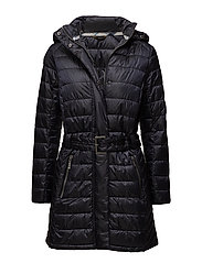 Barbour Braemar Quilt - NAVY