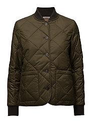 Barbour Freckleton Jacket - OLIVE