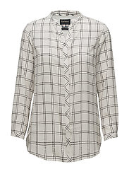 Barbour Rosyth Shirt - CLOUD