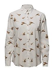 Barbour Moorfoot Shirt - CLOUD / MULTI