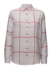 Barbour Oxer Shirt - PALE PINK