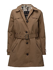 Barbour Thornhill Jacket - CAMEL