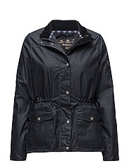 Barbour Dover Wax - ROYAL NAVY