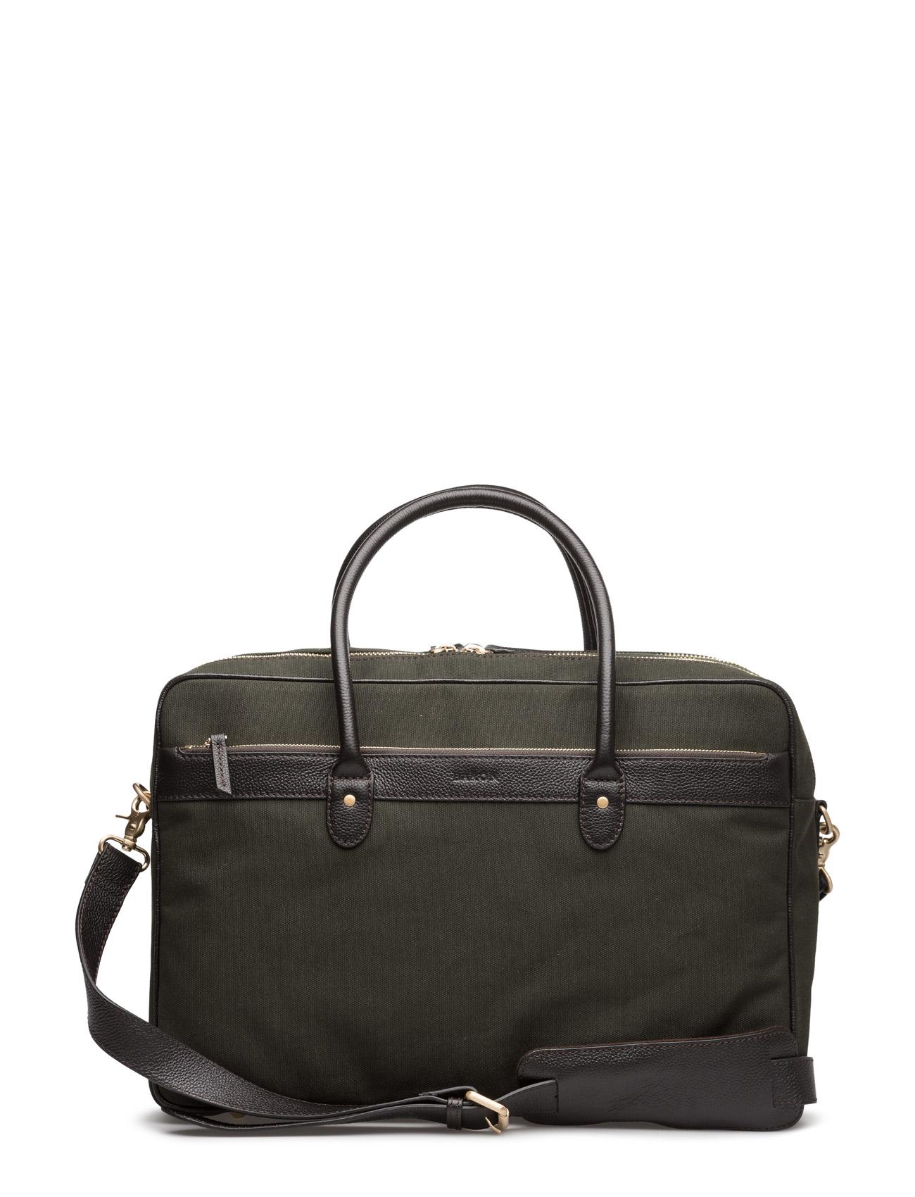 Business Travel Bag Baron Weekendtasker til Herrer i Mørkegrøn