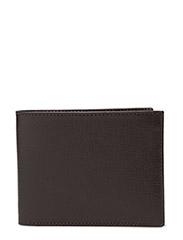 Six Card Wallet - BROWN
