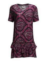 EDNA - Rouge Paisley