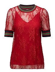 MAHURU - POMPEIAN RED
