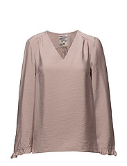 MALA BLOUSE - ADOBE ROSE
