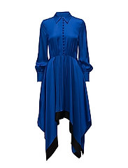 ABYA DRESS - OLYMPIAN BLUE