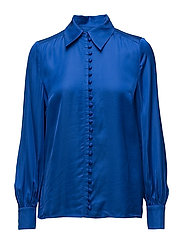 MORNA SHIRT - OLYMPIAN BLUE