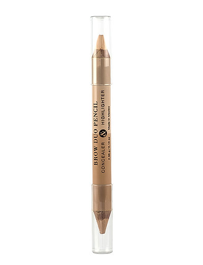 Brow Duo Pencil - CLEAR
