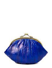 Eelskin Purse Granny - Cobalt