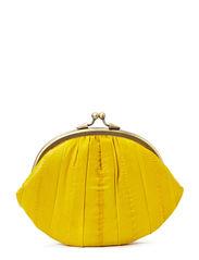 Eelskin Purse Granny - Yellow