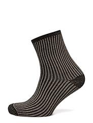 Dalea Stripe - BLACK