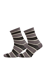 Dory Stripe - BLACK