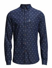 Fashion Shirts - Washed Blue