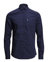 Fashion Shirts - Navy Blazer