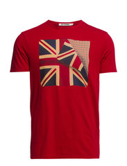 Graphic Tees - Dawn Red