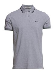 Polo Tops - Oxford Marl