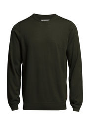 Knitwear - Military Green