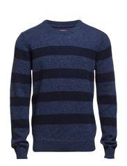 Knitwear - Dark Indigo Marl