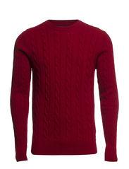 Knitwear - Red Setter Marl