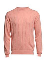 Knitwear - Salmon Marl