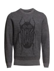 Knitwear - Light Graphite Marl