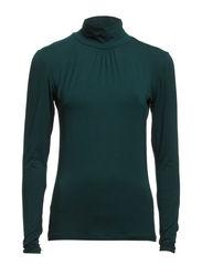 EST 1995 jersey blouse - Jade