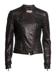EST 1995  lamb washed jacket 2 - Black