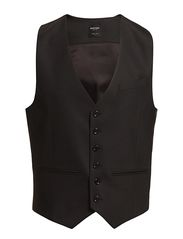 Bertoni Waistcoat - Black
