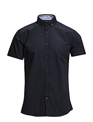 Shirt S/S - classic - 740 Dress Blue