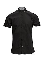 Shirt S/S - classic - 997 Jet Black