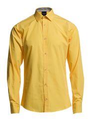 classic shirt L/S - 520 Saffron